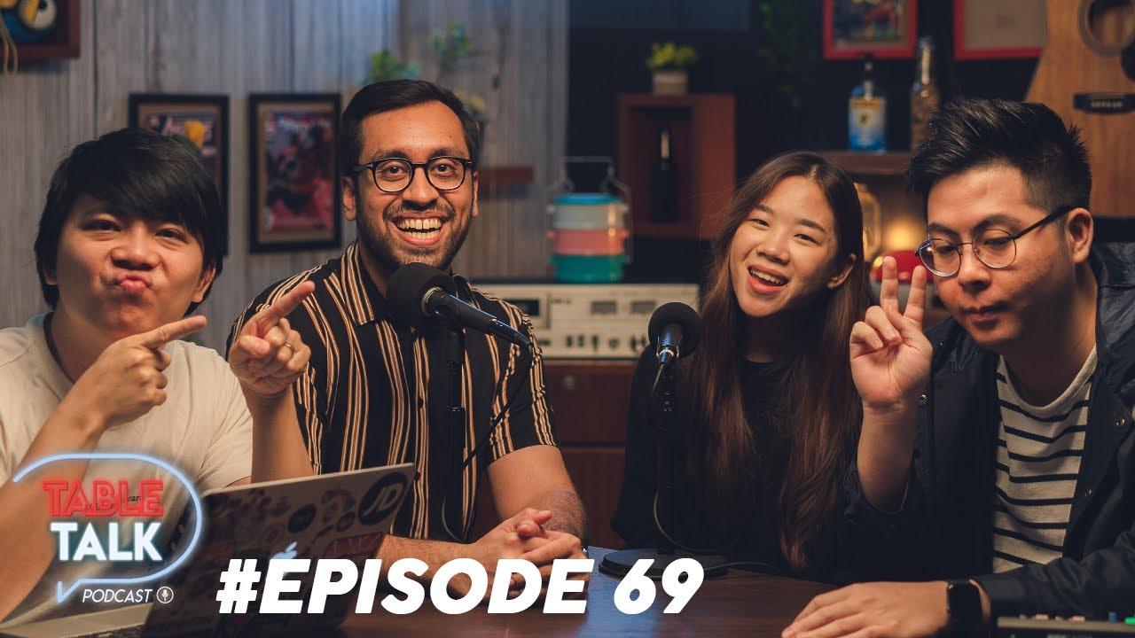 #69 Our Most Chaotic Episode Yet, Geeking Out Over Anime & Giving Wise Advice (ft. Raj & Sophira)