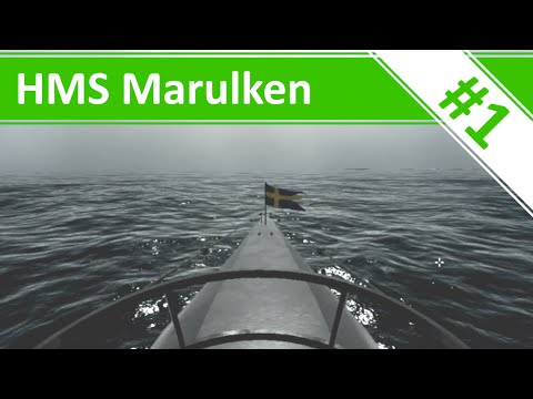 Welcome to HMS Marulken! - Crew Familiarisation (and getting blown apart!)