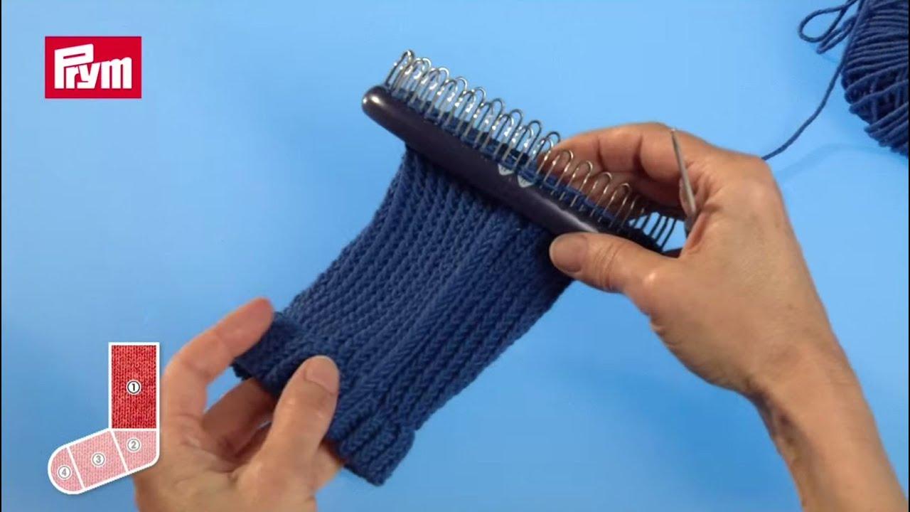 Как сделать луму для вязания своими руками
