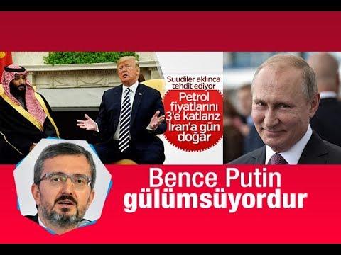Burhanettin Duran :  Bence Putin gülümsüyordur