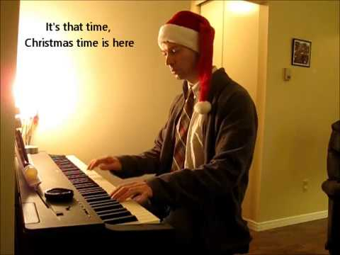 Christmas Vacation - Piano