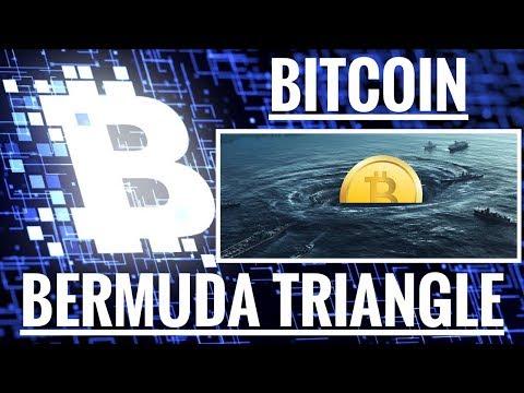 Bitcoin Bermuda Triangle also Decred $DCR