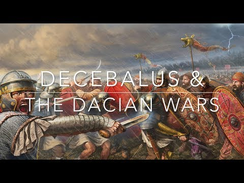 Decebalus & The Dacian Wars
