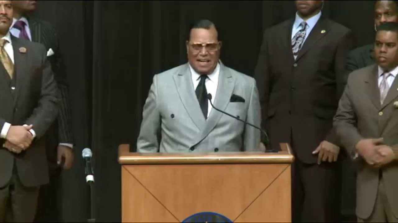 "Farrakhan on Ferguson: ""When we die and they die..."""