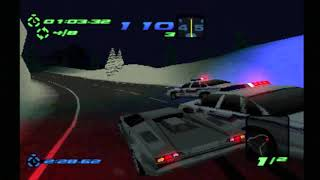 Need For Speed 3 Hot Pursuit | The Summit | Hot Pursuit Race 196