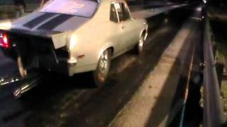 72 pro street nova--Hopkins Racing