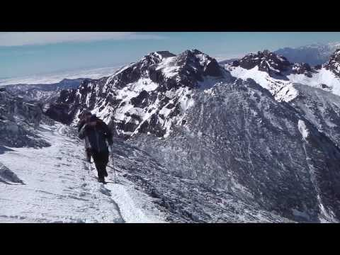Toubkal - a climbing guide (winter conditions)