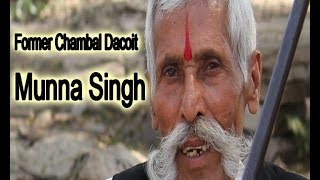 Video Munna Singh Former Chambal Dacoit For Save Beehad download MP3, 3GP, MP4, WEBM, AVI, FLV November 2017