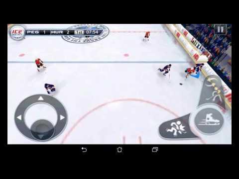 Обзор игра в хоккей с шайбой