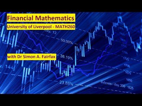 Financial Mathematics. Tutorial 9.4(i) thumbnail