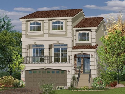 3-story 3026 sq ft HOUSE by American West Homes in Las Vegas, Nevada, USA!