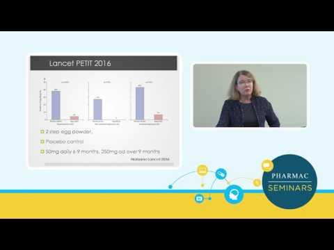 PHARMAC seminar: Allergy & eczema, 2b: Primary prevention of allergy, pt2