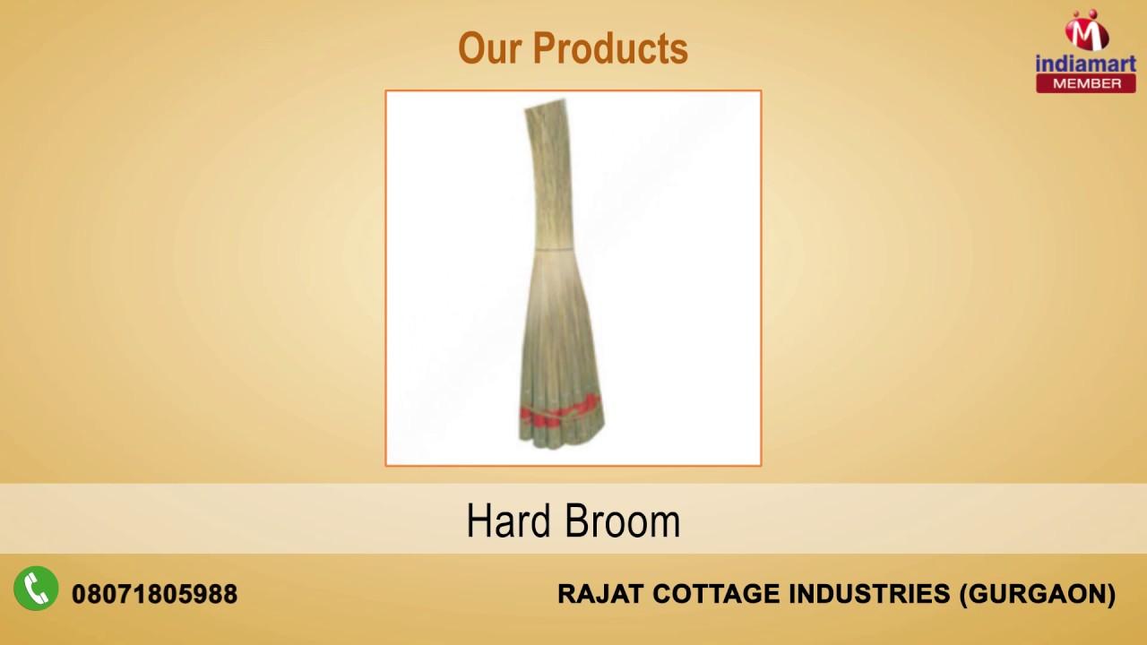 Broom & Ropes By Rajat Cottage Industries, Gurgaon