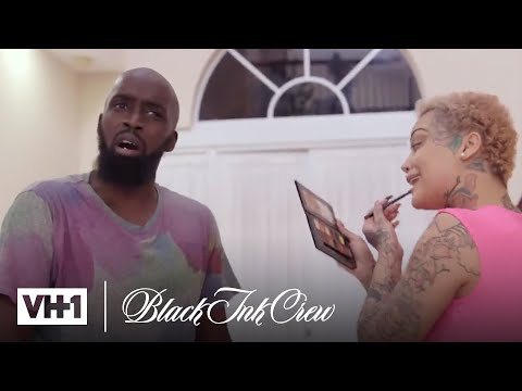 Moe Confronts Alex & Donna About the Hookup | Black Ink Crew