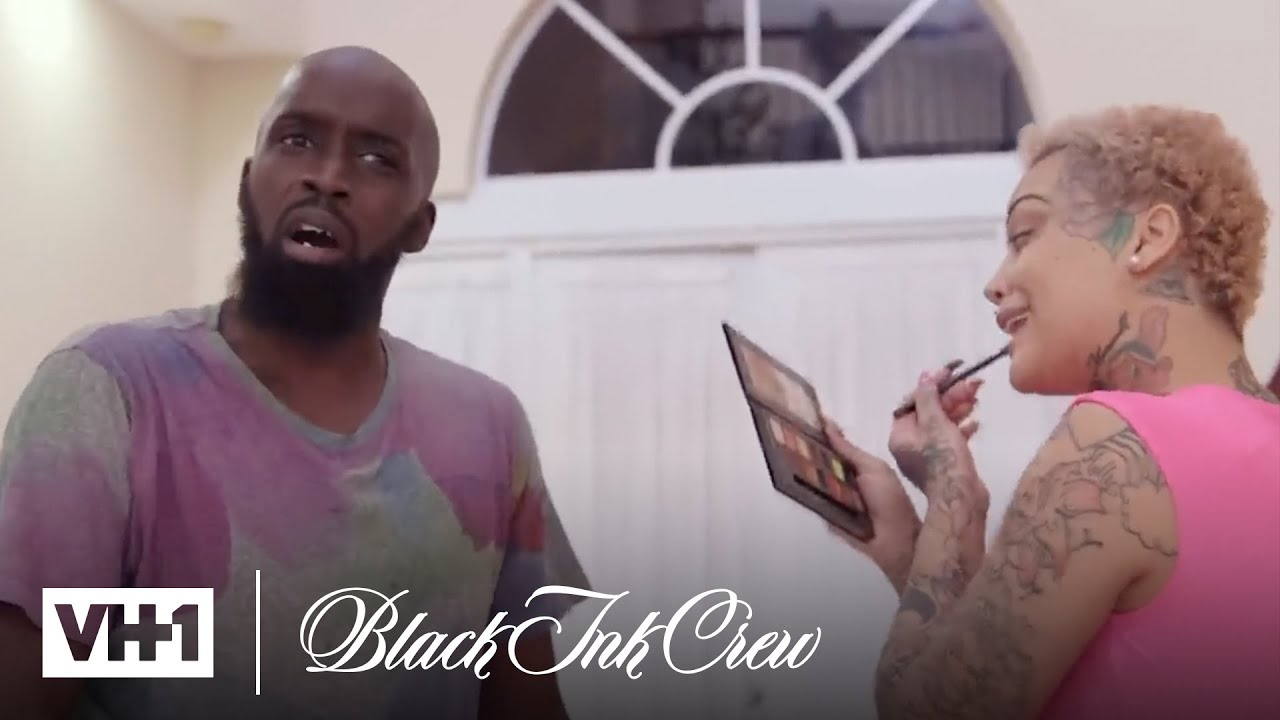 Moe Confronts Alex Donna About The Hookup Black Ink Crew Youtube