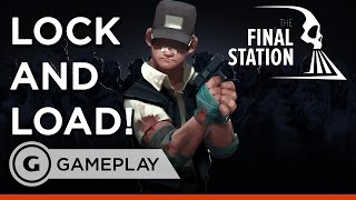 The Final Station - Pistol Combat Gameplay
