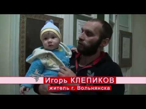 В Запорожской детской областной больнице чуть не угробили грудного ребенка?