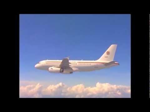 Avion Presidencial HD
