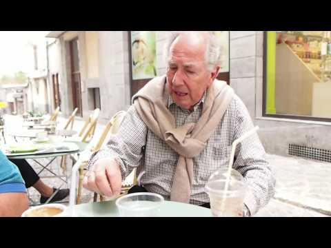 Sean Hillen interviews William Graves, author and son of Robert Graves