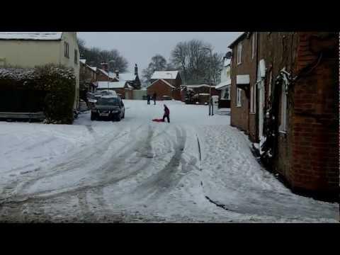 Stoney Stanton - in the snow Feb 2012