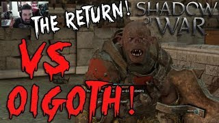 AngryJoe vs Olgoth 2.0! - Shadow of War [Angry Rant!]