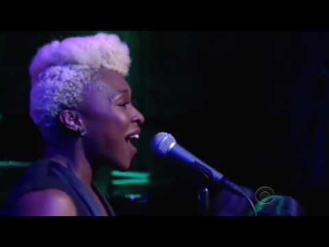 Cynthia Erivo: I'm Here - The Late Show with Stephen Colbert