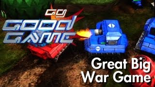Good Game Review - Great Big War Game - TX: 14/08/12