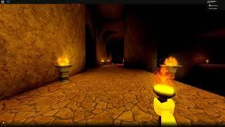 Roblox Realm of the 9 Portals - Portal 2 Labyrinth Speedrun WR: 4:04