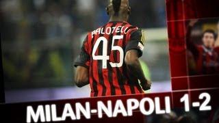 AC Milan I Milan-Napoli 1-2 Highlights