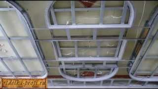 Фотоотчет по монтажу многоуровневого потолка из гипсокартона своими руками(Фотоотчет по монтажу многоуровневого потолка из гипсокартона своими руками., 2013-05-21T15:05:52.000Z)