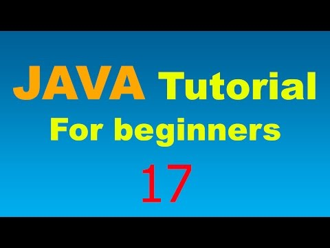 Java Tutorial for Beginners - 17 - Access modifiers (Public, Protected, Private, Default)