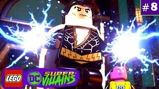 LEGO DC Super Villains #8 ADÃO NEGRO ENTROU PARA A NOSSA EQUIPE DE SUPER VILÕES Dublado Português