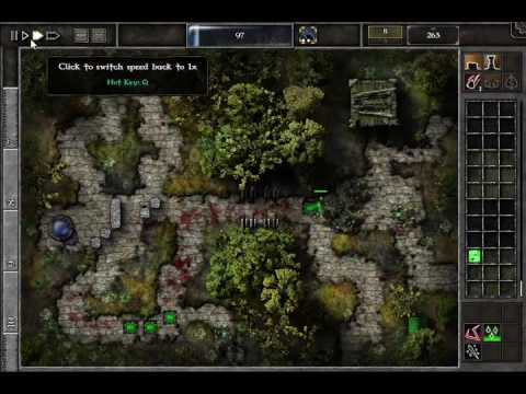 GemCraft Chasing Shadows Field H1 Game Solution Video |