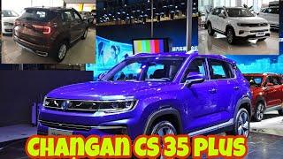 Чанган цс 35 плюс.  Изучаем комплектации.  Цены.  Changan cs35plus | Женский Взгляд