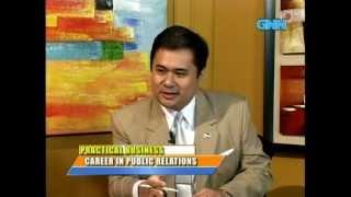Minola & Full Circle Communications on Practical Business (Sept 6, 2012)