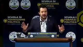 Matteo Salvini vs Luigi Di Maio. Salvini: tra me e lui sceglierei Di Maio