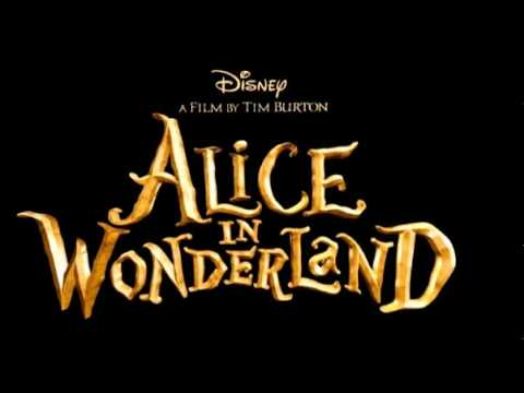 All Time Low - Painting Flowers - Alice in Wonderland Soundtrack (DL + Lyrics)