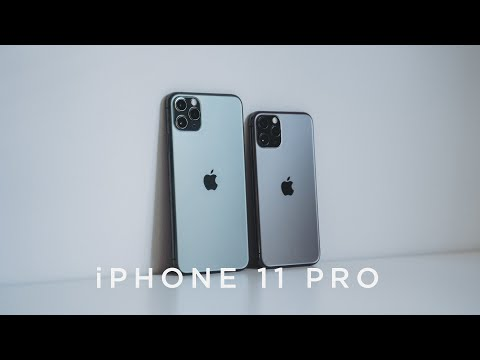 IPhone 11 Pro Midnight Green & Space Grey Unboxing