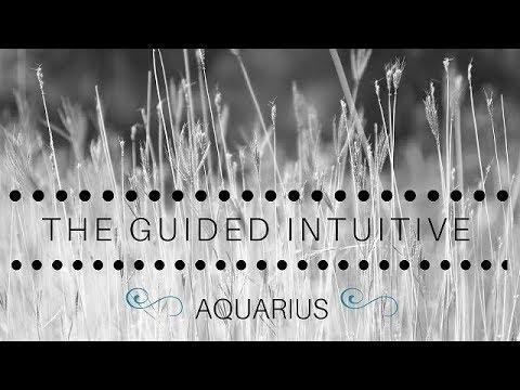 AQUARIUS - JAN. 15-31, 2018 - NO MORE WAITING!