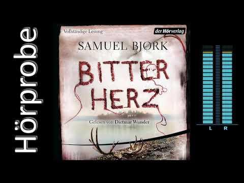 Bitterherz YouTube Hörbuch Trailer auf Deutsch