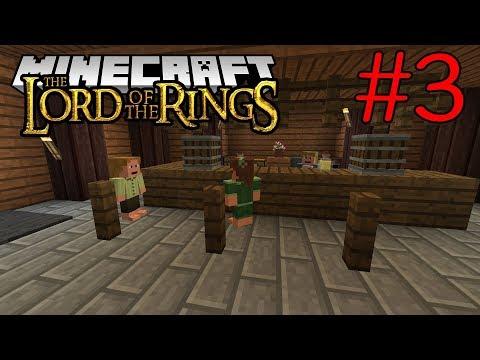 รับภารกิจจากฮอบบิท! - Minecraft Lord of the Rings #3