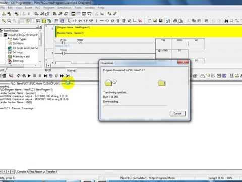 CX Programmer Encoder Omron