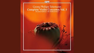 Overture (Suite) in A Major, TWV 55:A7: VII. Invention VI