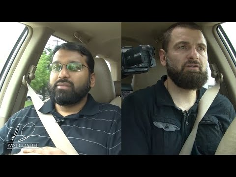 Car Chat: Drive along with Dr. Yasir Qadhi and Brother Eddie from The Deen Show | 14th June 2015