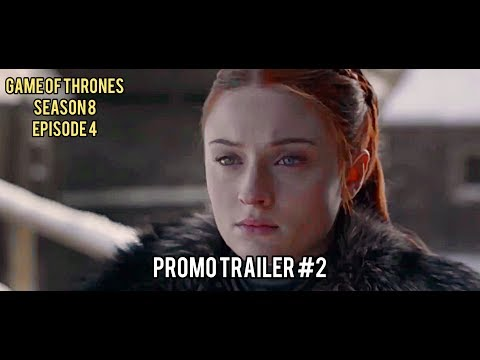 Игра Престолов / Game Of Thrones | 8 сезон 4 серия - Промо-трейлер #2 (2019) Джон Сноу