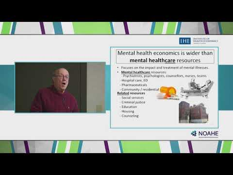 EIPII - Economic Evaluation in Mental Health
