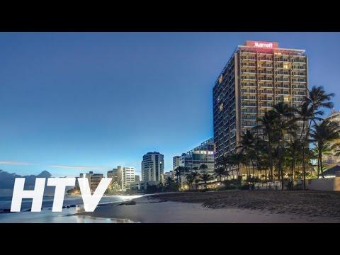 San Juan Marriott Resort and Stellaris Casino, Hotel, Puerto Rico