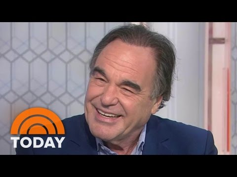 Oliver Stone On 'Snowden': Could There Be Another NSA Leaker Today? | TODAY