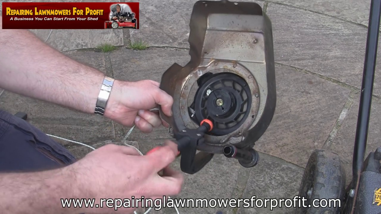 How To Service A Tecumseh Lawnmower Engine- A Complete Guide