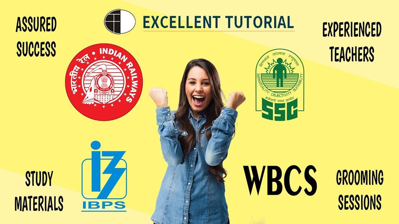 Best IBPS, Bank, SSC, Rly & WBCS Coaching Center in Kolkata